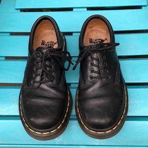 Black Dr Martin shoes us size 6 uk size 4